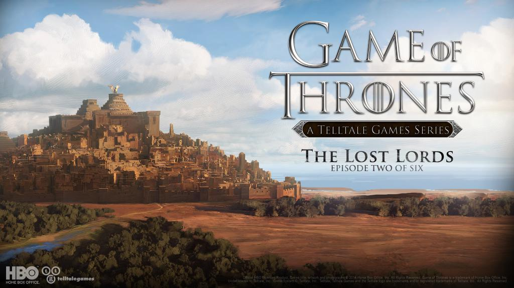 """Game of Thrones: The Lost Lords"" - One Small Step Towards Revenge"