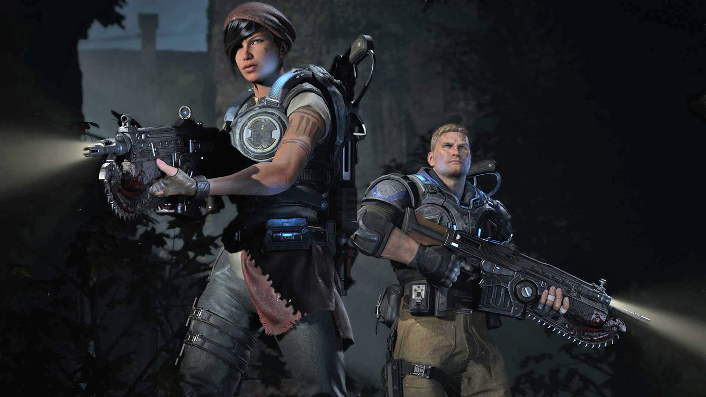 """Gears Of War 4"" Will Have Microtransactions - Free Online Maps and Paid Cosmetics"