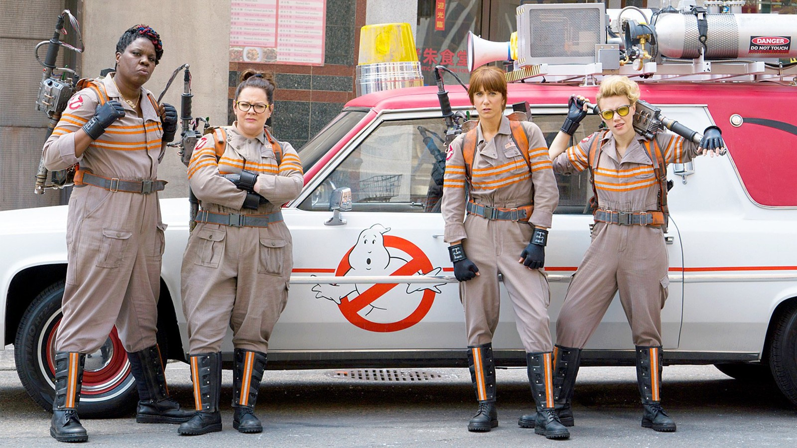 "Game Based off ""Ghostbusters (2016)"" Announced - That's the Paul Feig Movie"