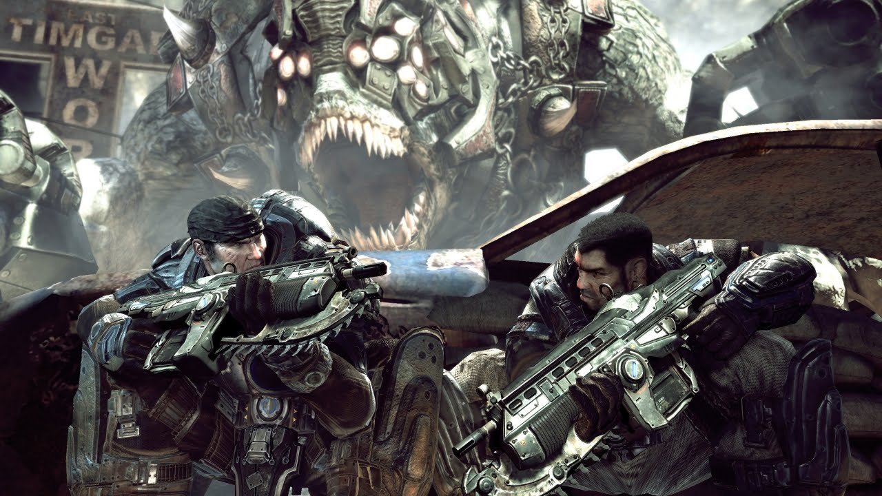 "Revealed: ""Gears of War Ultimate Edition"" Launch Trailer - The nostalgia is strong with this one..."