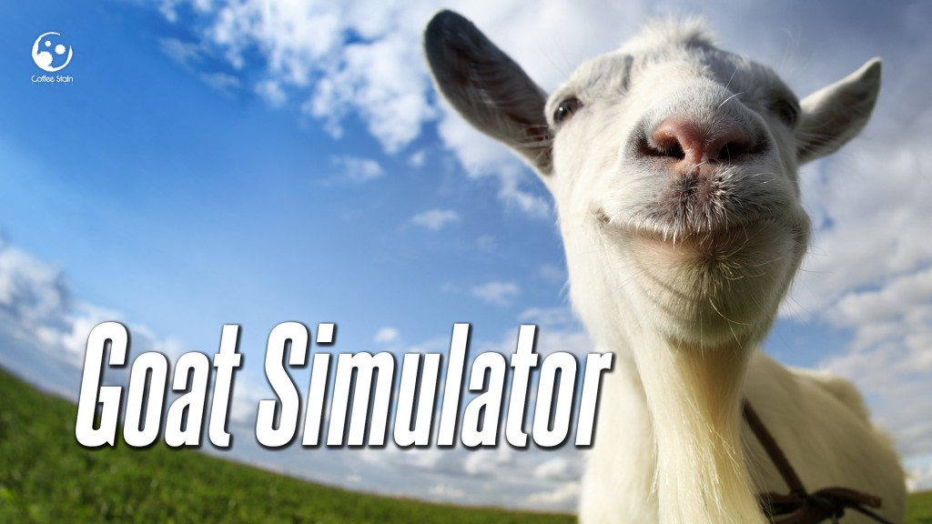 """Goat Simulator"" to Add Free DLC - DLC in the Form of a Patch Coming This May"