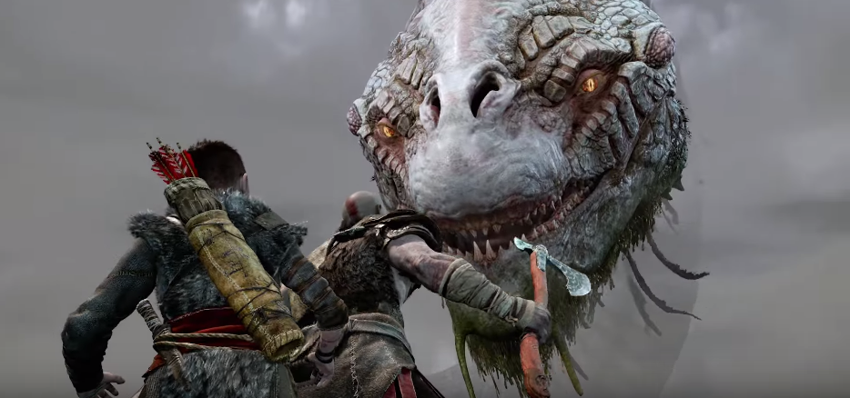 """God of War"" Series Takes On Norse Mythology"
