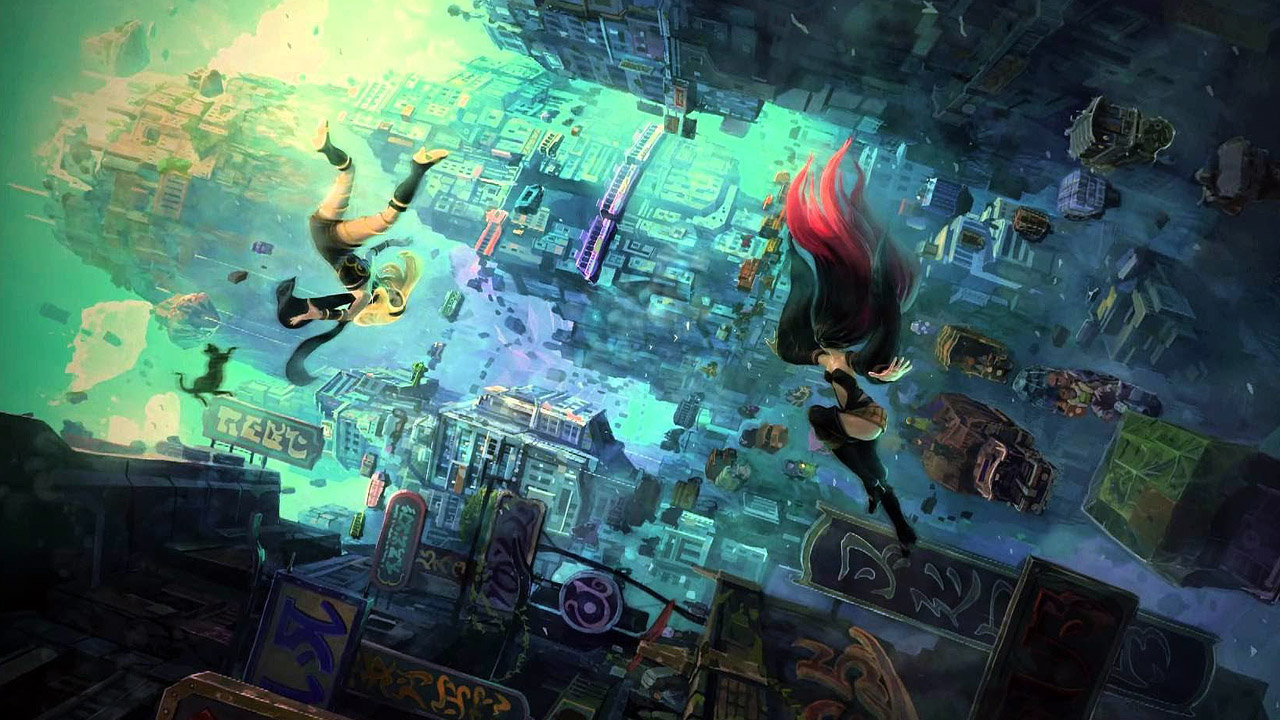"""Gravity Rush 2"" Release Date Revealed - Prepare for Gravity Rushing This December"