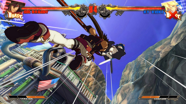 """Guilty Gear Xrd"" Release Date Announced"