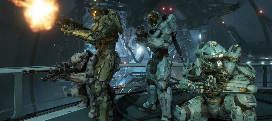 """Halo 5"" Won't Have Split-Screen, ""Halo 6"" *Might*"