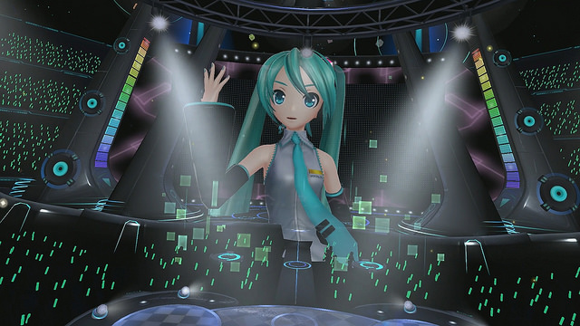 Hatsune Miku Heads To PS VR - Get Your Glow Sticks Ready