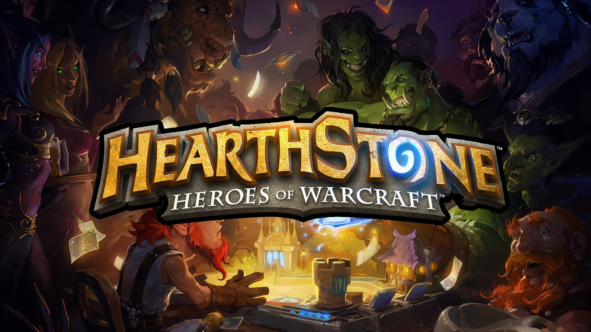 Hearthstone Now Available on Mobile Phones