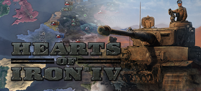 "Paradox Interactive Releases ""Hearts of Iron IV"" - Get a Chance to Rewrite History"