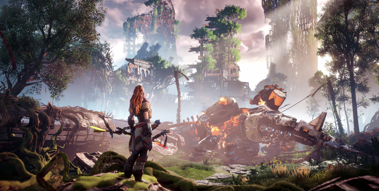 "New ""Horizon Zero Dawn"" Trailer Revealed"