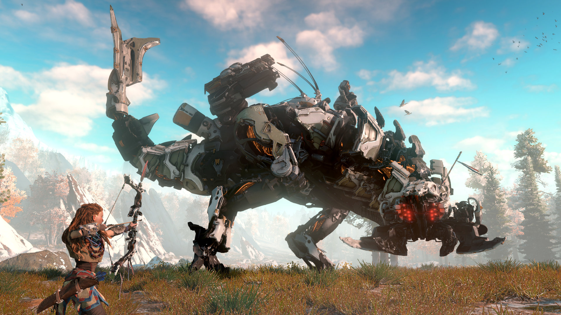 """Horizon Zero Dawn"" Delayed Into Early 2017 - Wanted Quality to Live Up What Was Shown"