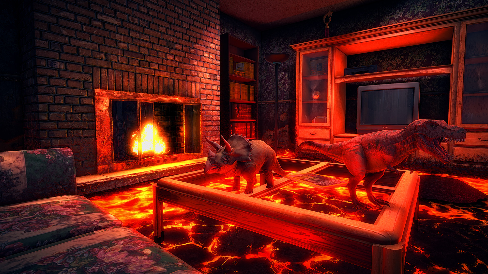 """Hot Lava"" Gameplay Trailer Released - Relieve Your Chidhood"