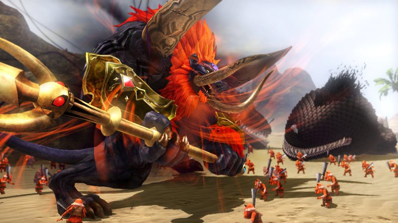 """Hyrule Warriors'"" Last DLC Pack Detailed"