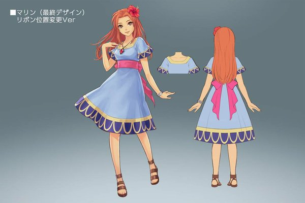 "Marin Coming to ""Hyrule Warriors"""