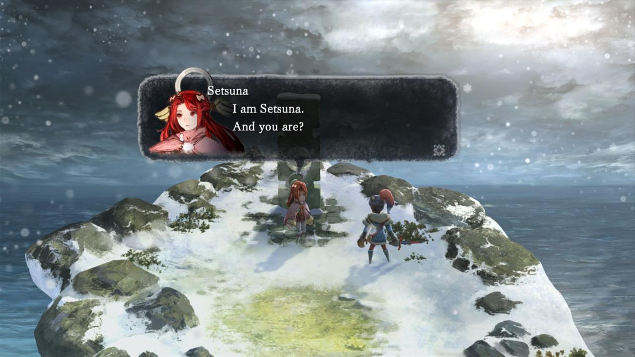 """I Am Setsuna"" Release Date Announced - A Return to RPGs"