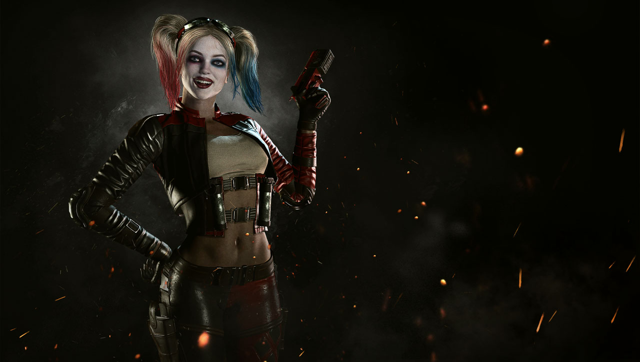 """Injustice 2"" Getting Harley Quinn and Deadshot - Likely Promotion for"