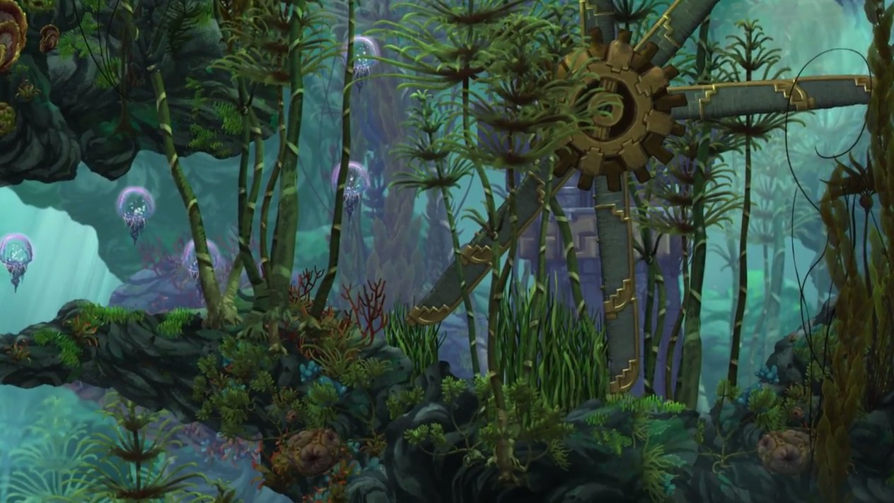 Insomniac Games Teases Next Game - Something Under the Sea
