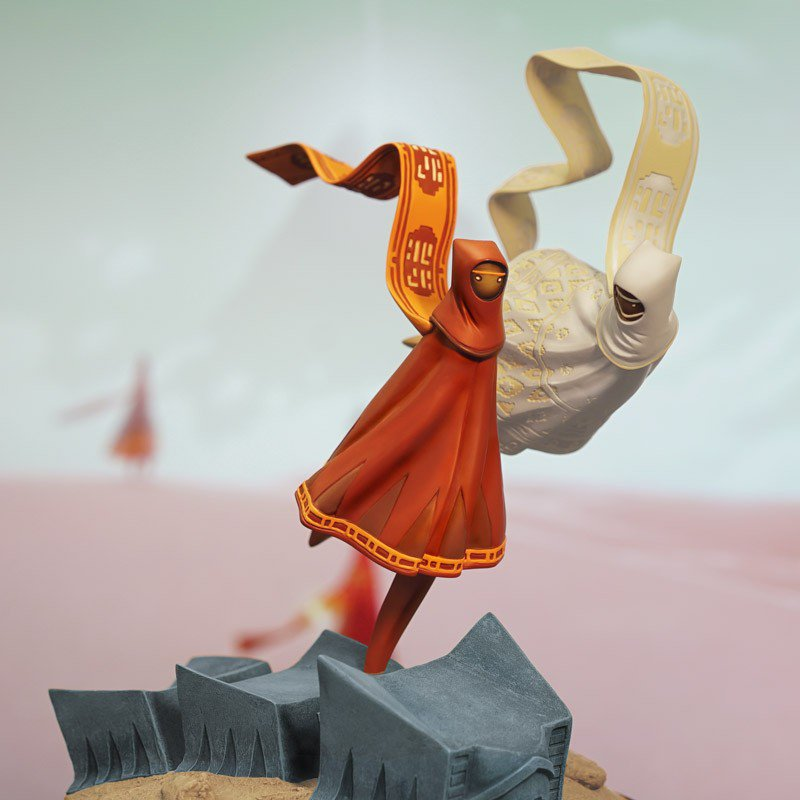 """Journey"" Statue Up for Pre-Order - In Celebration of"