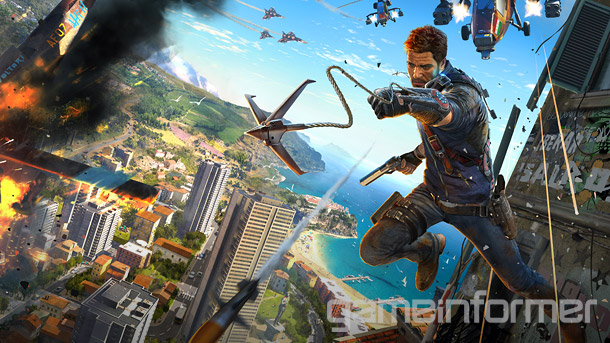 """Just Cause 3"" Officially Announced"