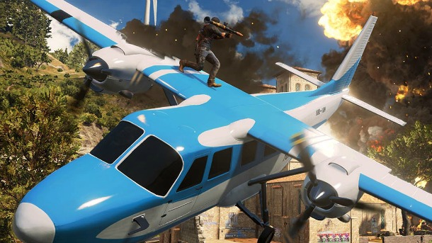 """Just Cause 3"" Reveals Story Details"