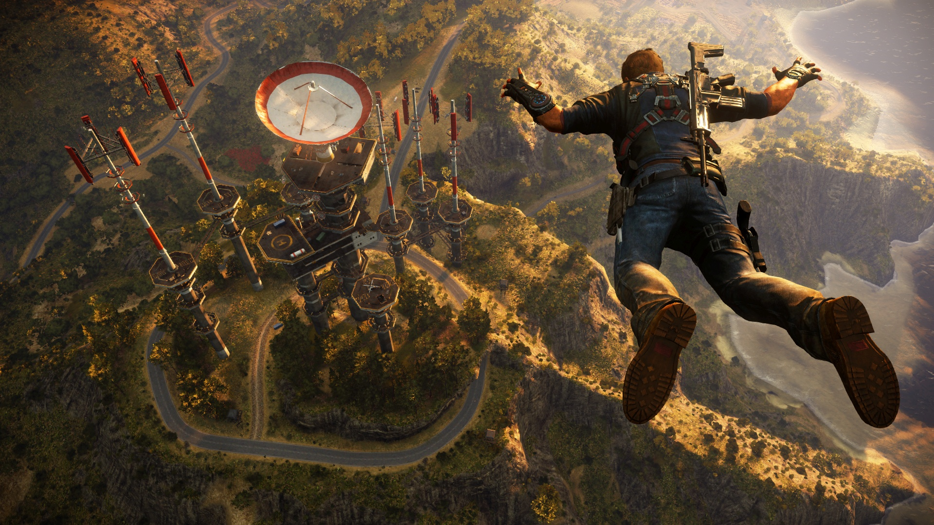 "New ""Just Cause 3"" Trailer Released"