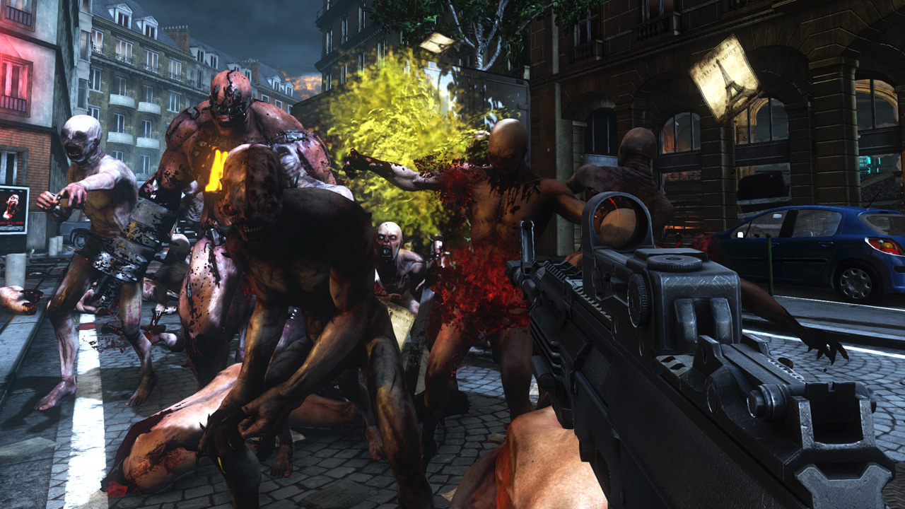 """Killing Floor 2"" Announced"