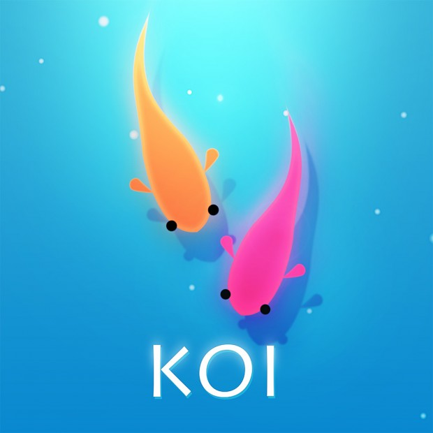 """KOI"" Launched on PlayStation 4 - First Chinese-Developed PS4 Title Swims to Western Shores"