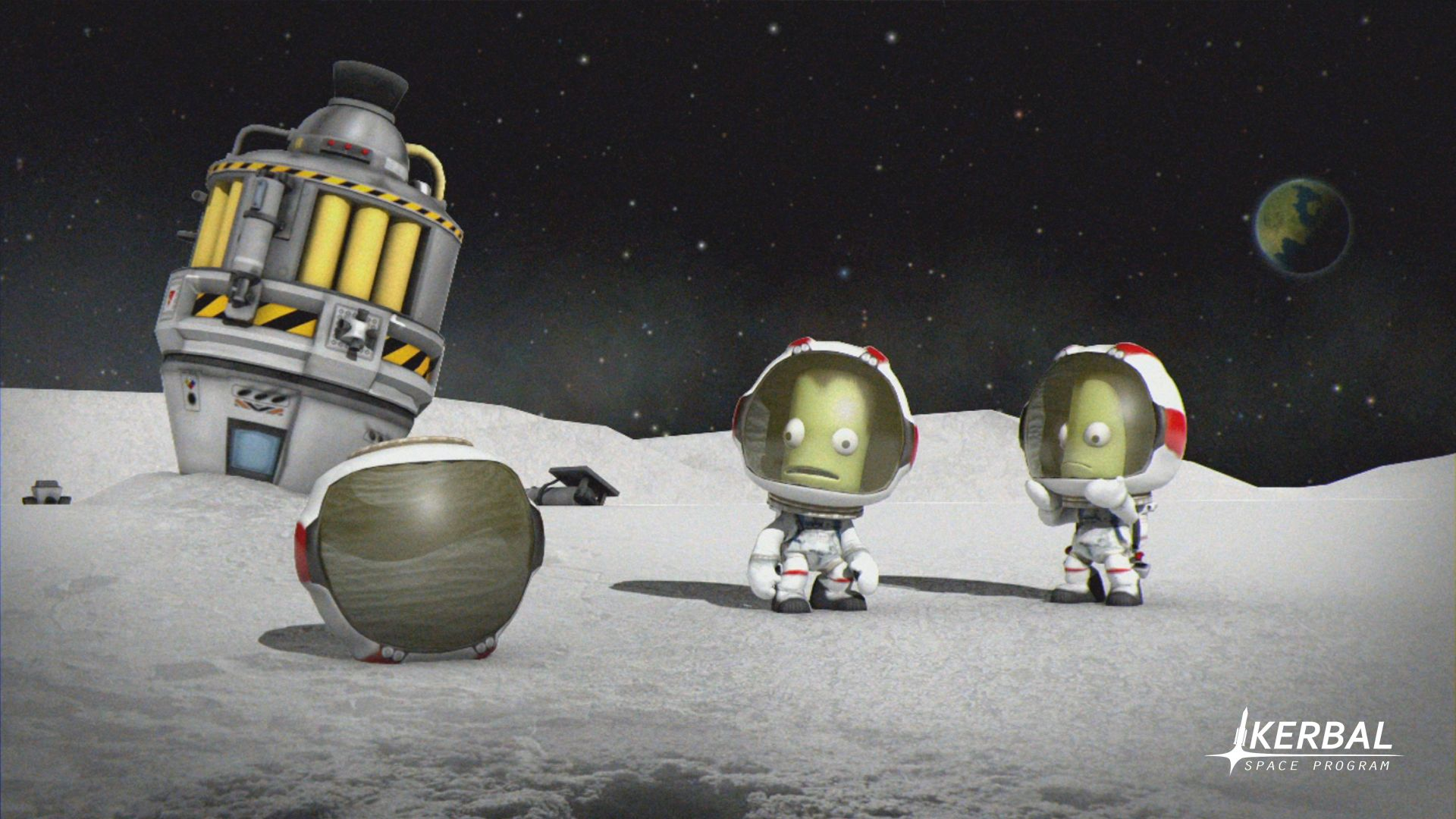 "Many Developers Leaving ""Kerbal Space Program"" -"