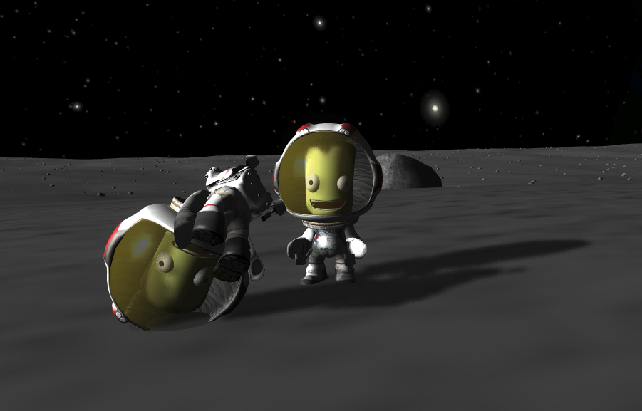 Kerbal Space Program Leaving Early Access - To Infinity and Beyond!