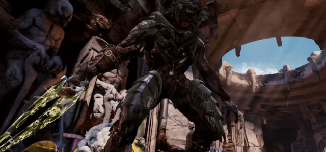 """Killer Instinct"" Bringing The Arbiter in Season 3 - No Keith David, Though"