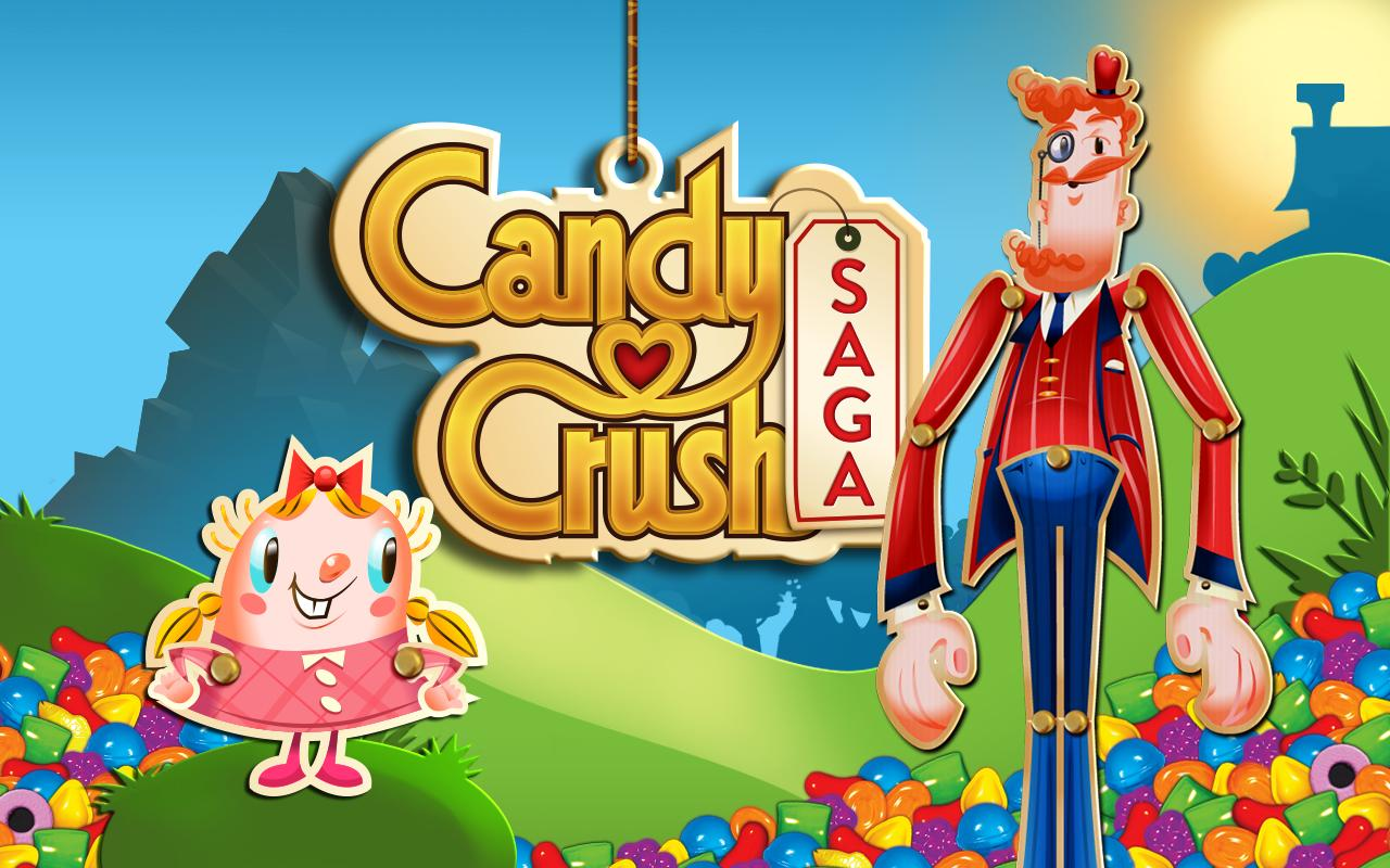 "Activision Buys ""Candy Crush Saga"" Developer King - For $5.9 Billion"