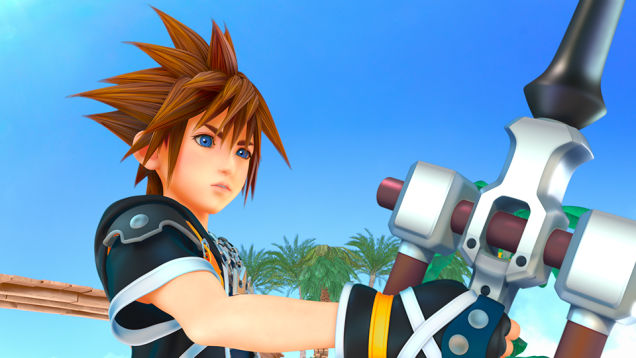"""Kingdom Hearts III"" Receives New Game Engine"