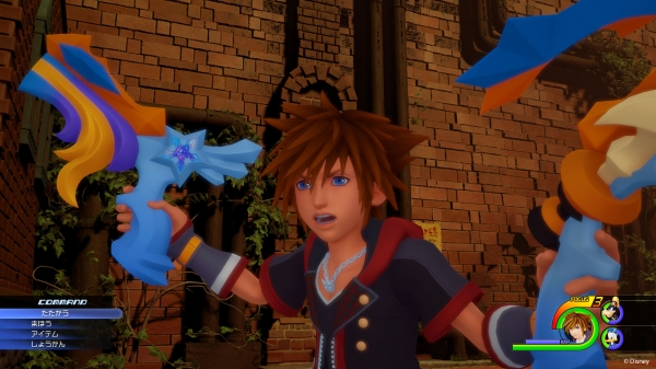 """Kingdom Hearts III"" Worlds Finalized and Mostly New"