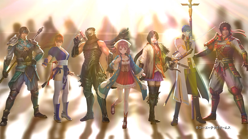 Koei Tecmo Has Massive Crossover Game In Works - Game Will Be In Style of