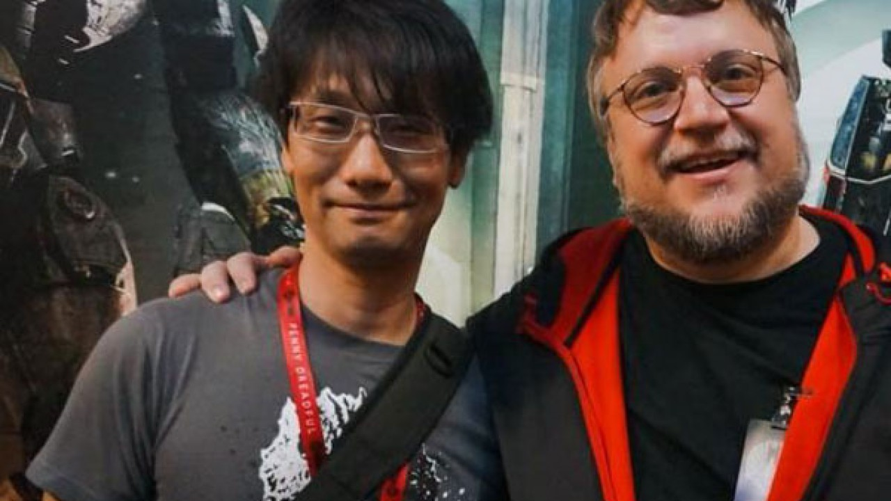 Kojima and Guillermo Del Toro Team-up at DICE Summit - They Have a Keynote Address Together