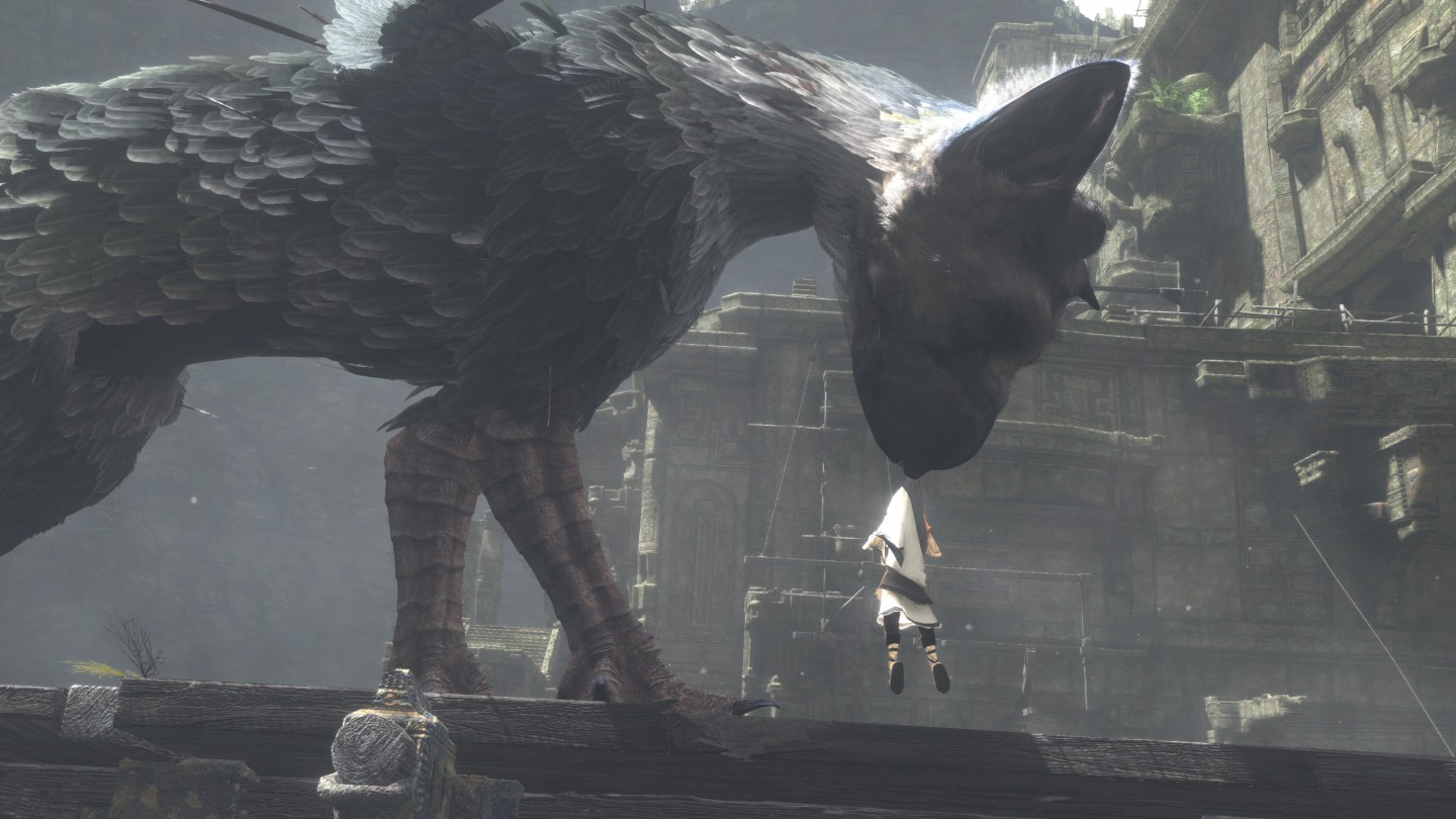 """The Last Guardian"" Lives"