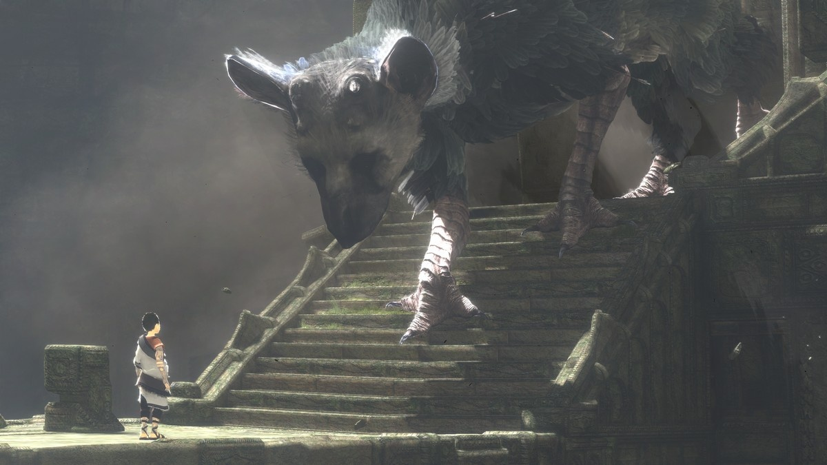 """The Last Guardian"" Officially Announced….Again"