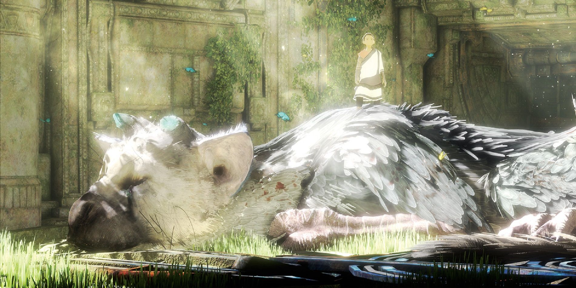 """The Last Guardian"" Delayed - Now Slated for December 2016"