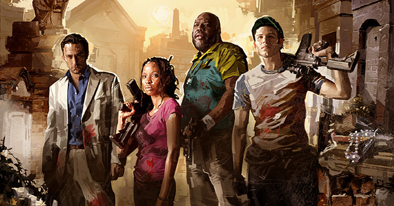 """Left 4 Dead 2"" Now On Xbox One Backwards Compatibility - Grab Some Pills With Your Friends"