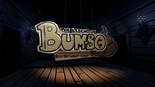 """The Legend of Bum-bo"" Officially Revealed - From the Creators of"