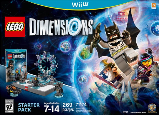 """LEGO Dimensions"" Officially Revealed - Coming to Join"