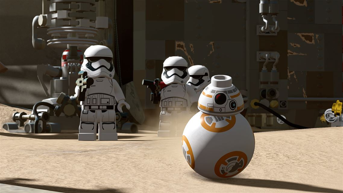 "REVEALED: ""Lego Star Wars: The Force Awakens"" - Season Pass Also Revealed"