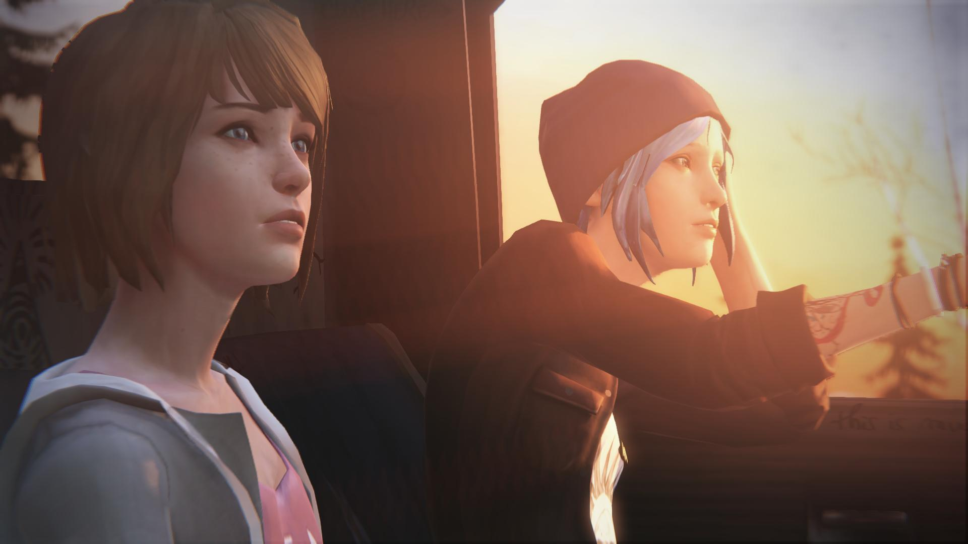 "Live-Action TV Series ""Life Is Strange"" Coming"
