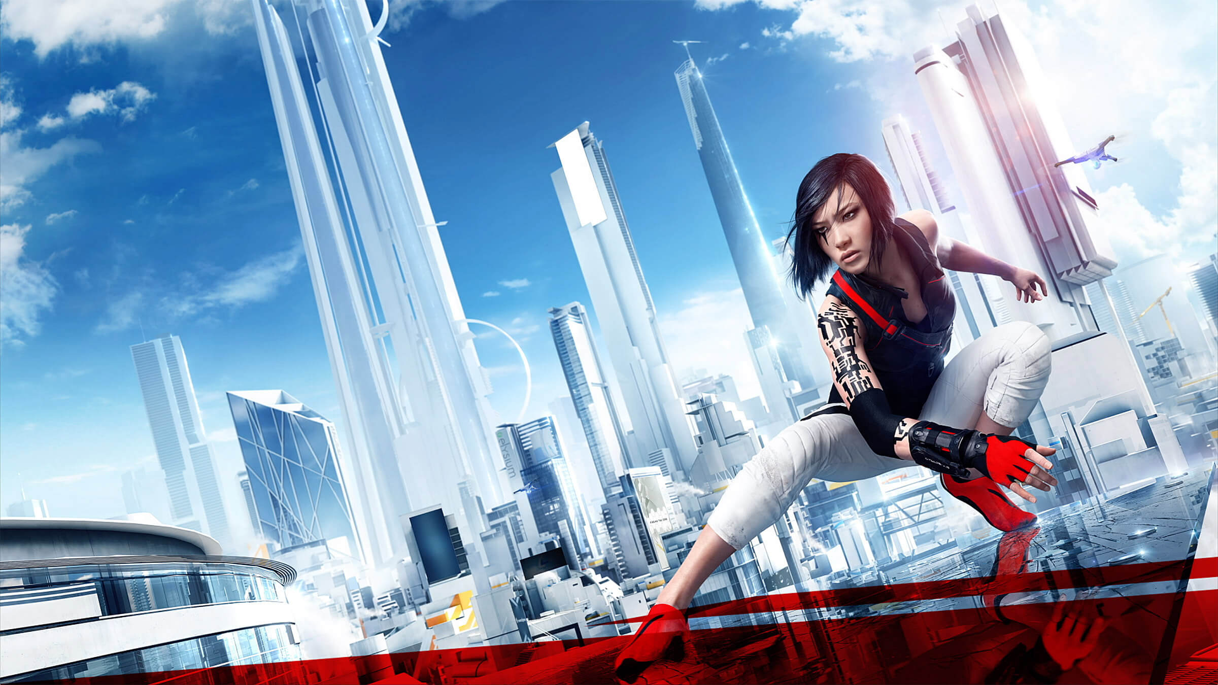 "REVEALED: ""Mirror's Edge Catalyst"" Story Trailer -"