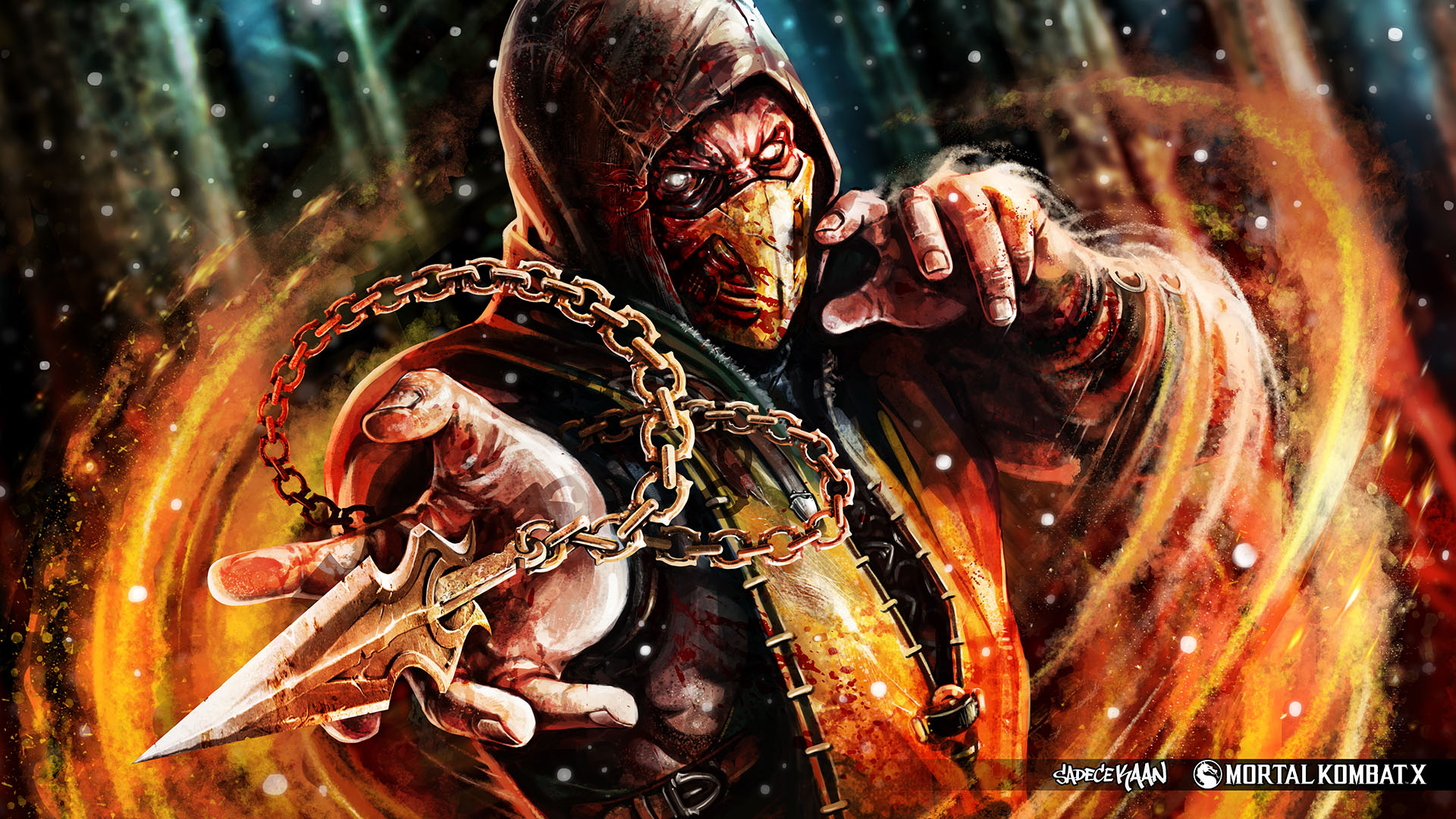"""Mortal Kombat X"" Gets Official Release Date"