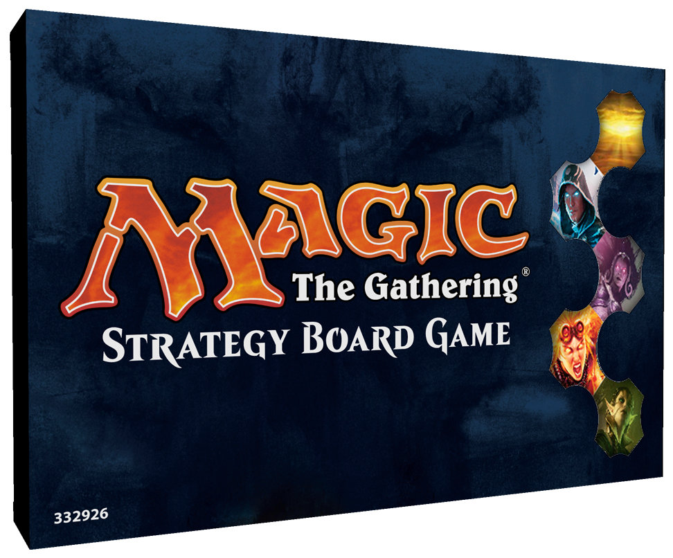 """Magic: The Gathering"" Board Game, Hitting Stores Next Year -"