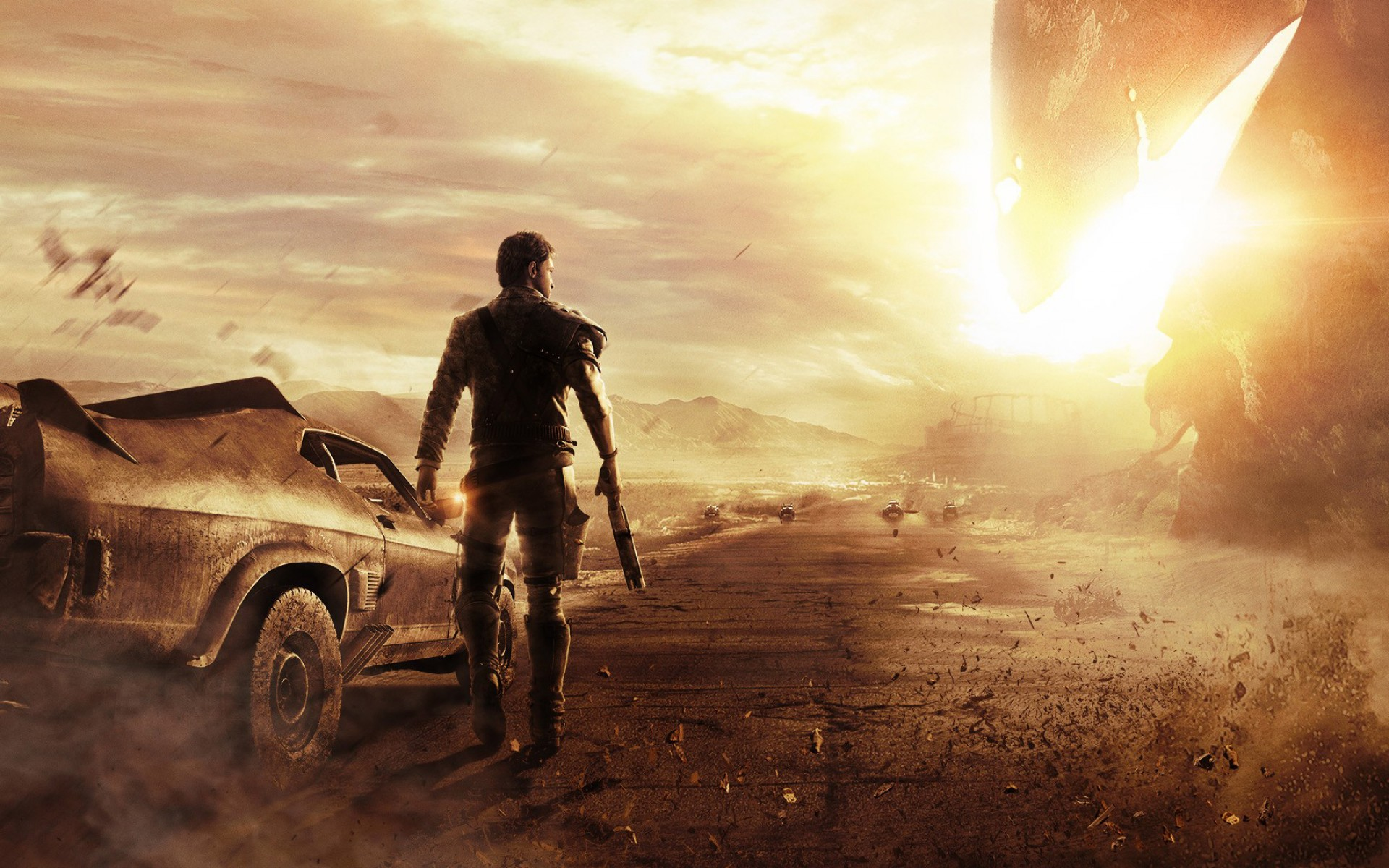 """Mad Max"" Gameplay Overview - The Wasteland Is No Place For A Conscience"