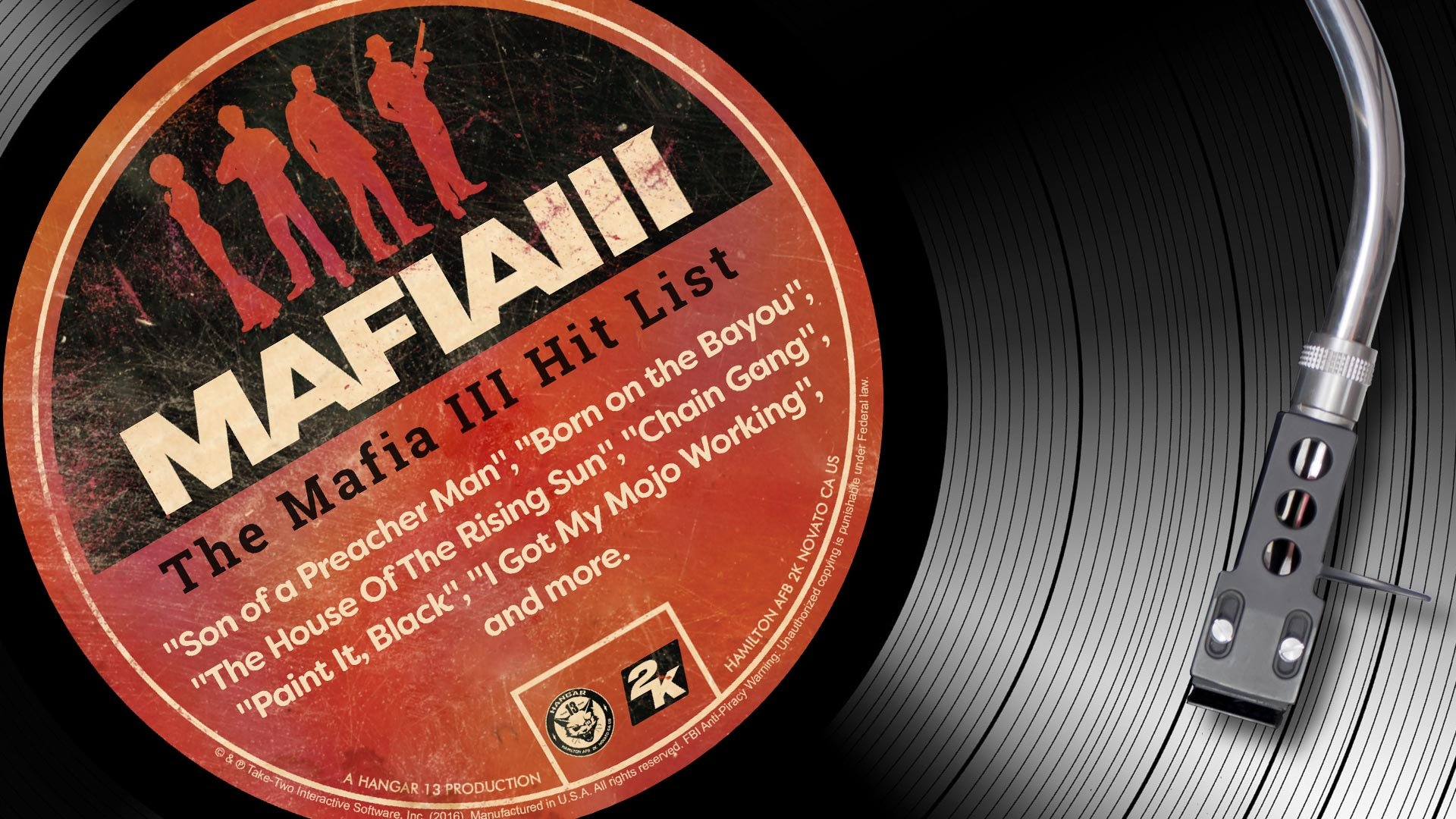 """Mafia III"" To Feature 100-Song Soundtrack"