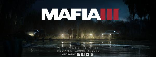 """Mafia III"" Confirmed - Full Reveal Coming at Gamescom"