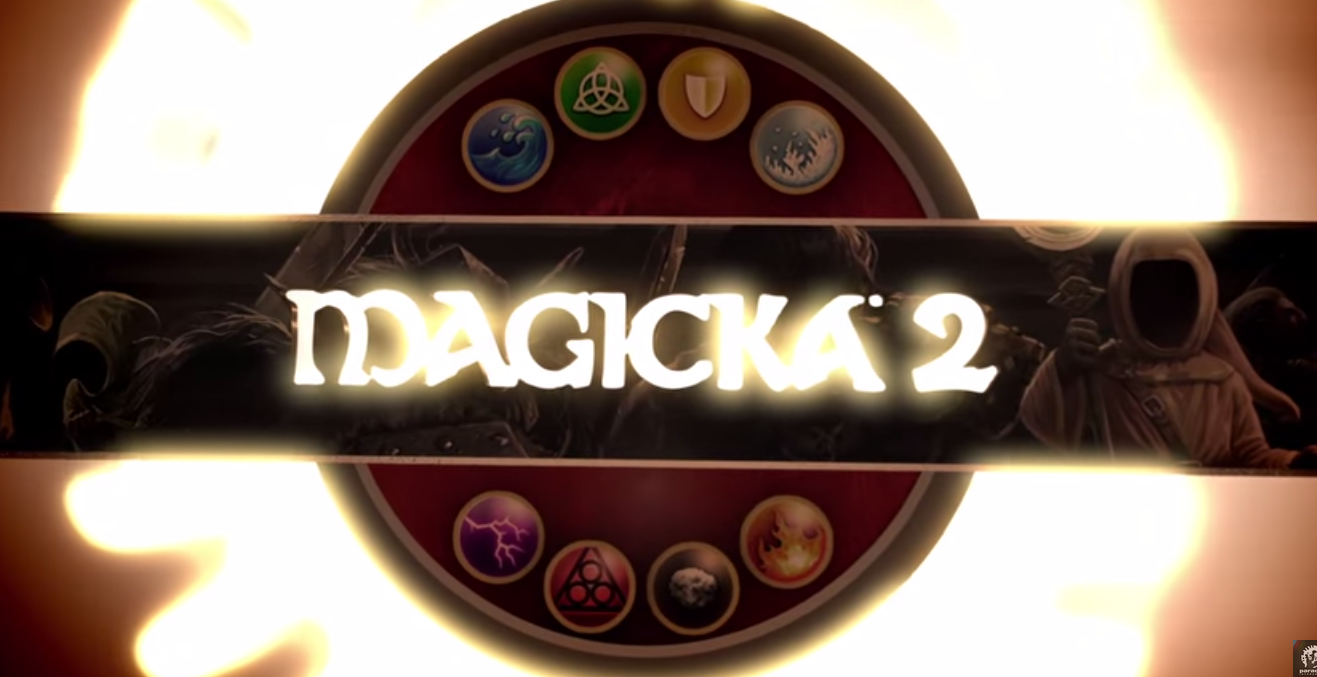 Magicka 2 Release Date Announced! - Still not featuring any vampires....