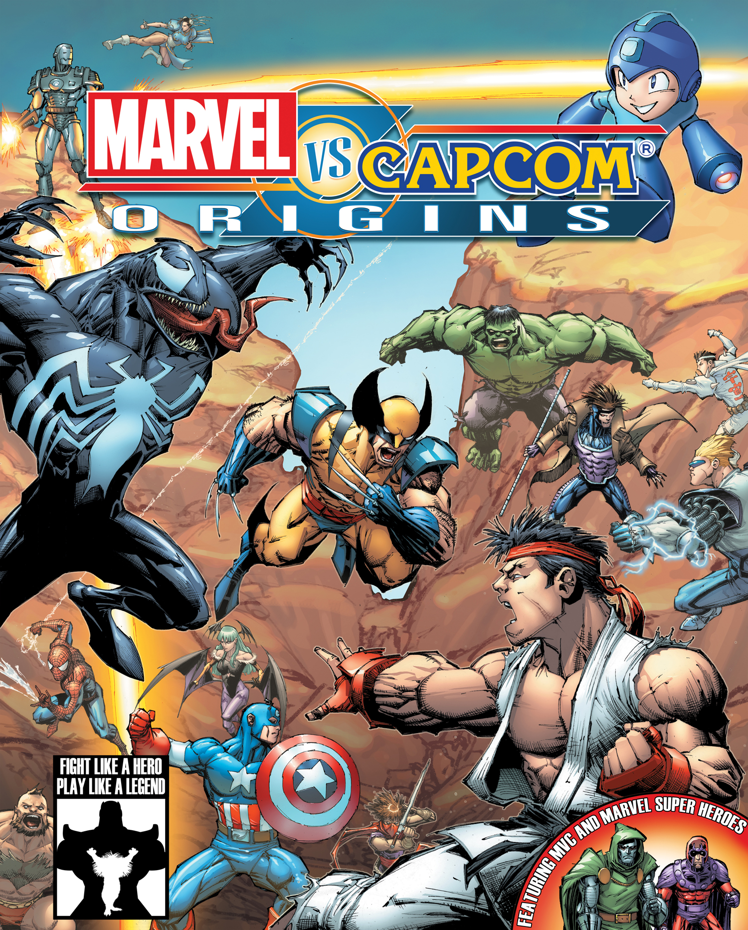 """Marvel vs. Capcom Origins"" to Be Removed - Act Now Before It's Gone"